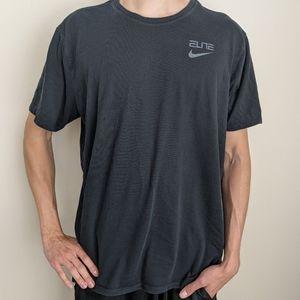 Nike Elite Dri-Fit Athletic Cut Crew Neck Shirt